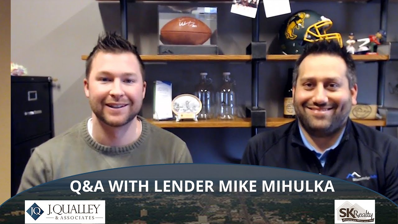 An Interview With Mike Mihulka, Mortgage Lender