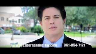 Corpus Christi Lawyer Alex Hernandez Jr.