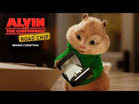 Alvin and the Chipmunks: The Road Chip (TV Spot 'Land, Sea, Air')