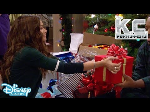 Merry Christmas 🎅 | K.C. Undercover | Disney Channel UK