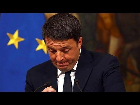 Ιταλία: «Αντίο Όμορφε» στο Ματέο Ρέντσι από την εφημερίδα Μanifesto