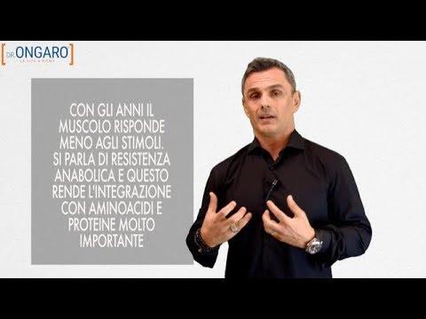 Amminoacidi e proteine: come ottimizzare il recupero muscolare - Dr. Filippo Ongaro