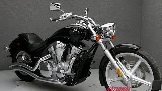 8. 2010  HONDA  VT1300 SABRE 1300  - National Powersports Distributors