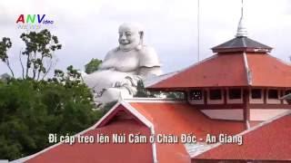 Chau Doc (An Giang) Vietnam  City new picture : Đi cáp treo lên Núi Cấm ở Châu Đốc - An Giang (Mới 2016)