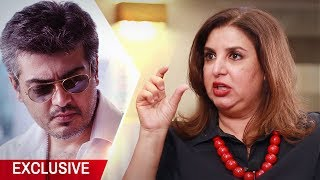 Video Why only Vijay, Even Ajith is extremely talented person   Director Farah Khan Interview MP3, 3GP, MP4, WEBM, AVI, FLV April 2018