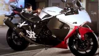 7. 2013 Hyosung GT650R First Look Video
