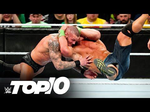 Superstars hitting RKOs: WWE Top 10, June 10, 2021