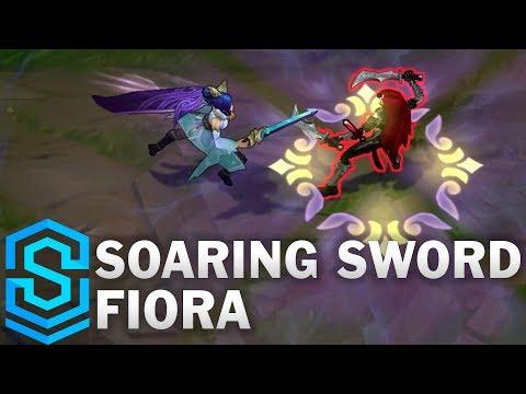 Fiora Phi Kiếm - Soaring Sword Fiora