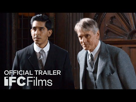 The Man Who Knew Infinity - Official Trailer I HD I IFC Films