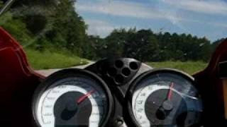 3. Ducati Monster S4R On Board Termigioni Exhaust Part 1