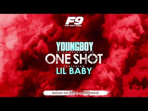 YoungBoy Never Broke Again - One Shot (feat. Lil Baby) [Official Audio]