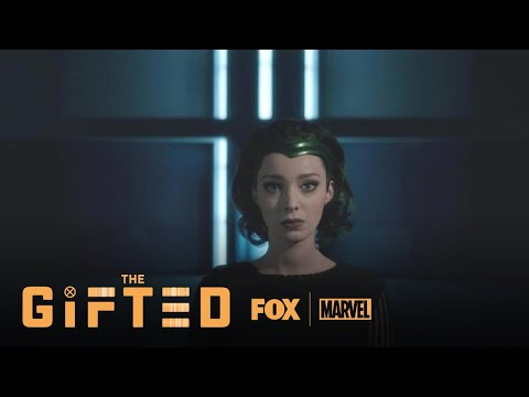Polaris Makes Magneto's Medallion Into A Headband | Season 2 Ep. 8 | THE GIFTED