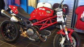 3. 2012 Ducati Monster 796