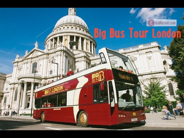 Big Bus London – Sponsored Page