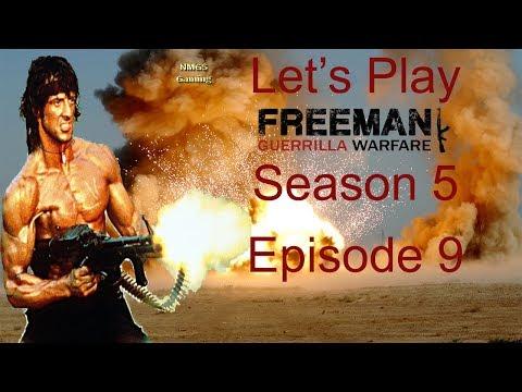 "Let's Play Freeman:Guerrilla Warfare season 5 Episode 9:""The Alpha Dog"""