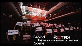 KOTAK Masih Ada Intimate Concert - Behind The Scene Part-1 (#PendengarCeritaKOTAK Episode 75)