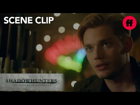 Shadowhunters | Season 2, Episode 7: Jace Teaches Simon How to Get a Girl | Freeform