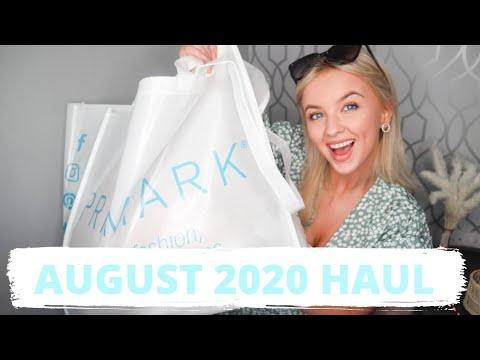 MASSIVE PRIMARK TRY ON HAUL | AUGUST 2020