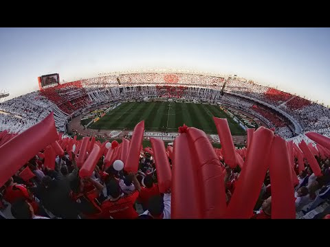 Video - RECIBIMIENTO MONUMENTAL - River Plate vs Boca Jrs - Campeonato 2015 - Los Borrachos del Tablón - River Plate - Argentina