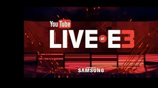 YouTube Live at E3 2016 - Full Livestream Archive