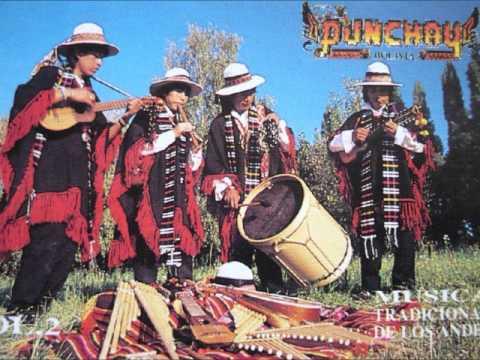 PUNCHAY - Tema:Las peñas DRA (Musica Andina) - Interpreta PUNCHAY (Potosi - Bolivia)