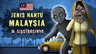 Video Jenis Hantu Malaysia & Ilustrasinya, Orang Minyak, Pontianak   Kartun Hantu & Cerita Misteri Horor MP3, 3GP, MP4, WEBM, AVI, FLV April 2019