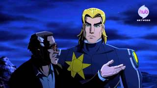 Nonton Stan Lee S Mighty 7  Clip    Hub Network Film Subtitle Indonesia Streaming Movie Download