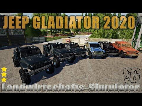 JEEP GLADIATOR 2020 v1.0.0.0