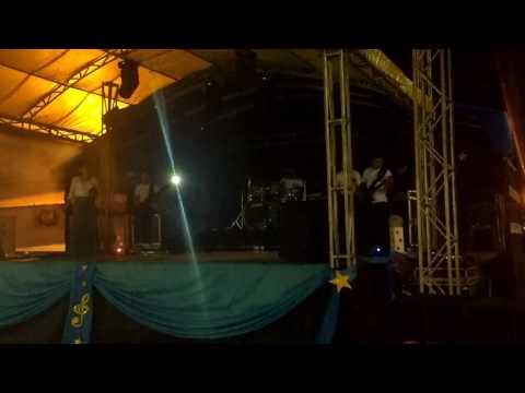 #Banda G5# fazendo lançamentos do cd do cantor Gedalias Rodrigues em Curralinho com Izack Romero