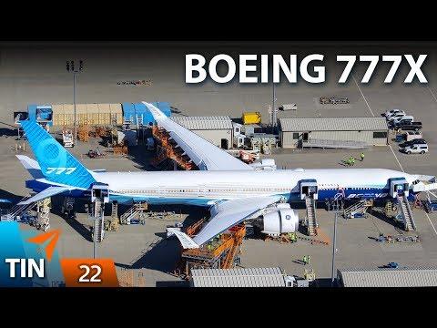 TIN MÁY BAY #22: Hé lộ hình ảnh Boeing 777X từ Mỹ do Huy Đỗ chụp | Yêu Máy Bay - Thời lượng: 6 phút, 42 giây.