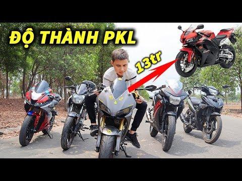 Mê PKL Thanh Niên Bỏ 13 Triệu Để Hồ Biến Con Xe Này - Thời lượng: 28 phút.