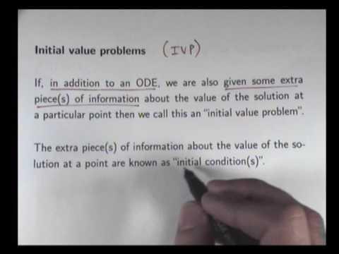 Was ist eine Differentialgleichung? (Ein Intro zu ODE) Chris Tisdell UNSW