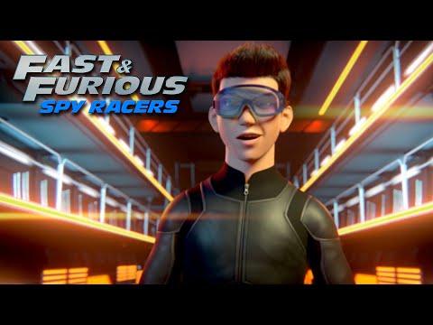 Fast & Furious: Spy Racers | Season 2 Trailer | NETFLIX