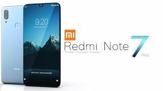 Xiaomi Redmi Note 7 Pro 2019 Trailer Concept Design Official introduction !