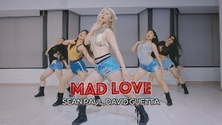 Sean Paul, David Guetta - Mad Love : Gangdrea Choreography