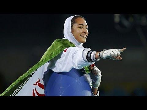 Ρίο 2016: Πέμπτο μετάλλιο για το Ιράν, πρώτο σε γυναικείο αγώνισμα