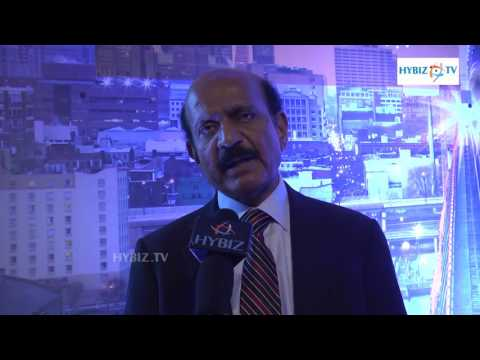, BVR Mohan Reddy CYIENT Founder &Executive Chairman