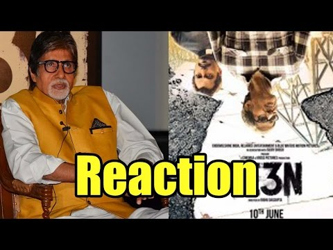 Amitabh Bachchan's Reaction On Te3n Compared Wit