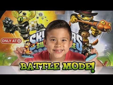 evantubehd's - Check out EvanTubeGAMING for more SWAP FORCE Gameplay: http://www.youtube.com/evantubegaming Our 2nd Channel EvanTubeRAW: http://www.youtube.com/evantuberaw ...
