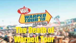 THE DEATH OF WARPED TOUR - CKN Reacts