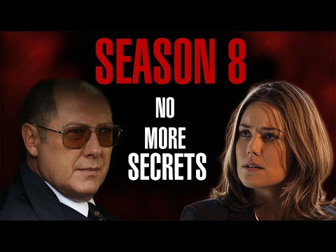 The Blacklist || Season 8 *fan Trailer* - No More Secrets