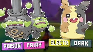 THESE NEW POKEMON ARE BUSTED! Pokemon Sword and Shield New Gen 8 Pokemon Analysis by Verlisify