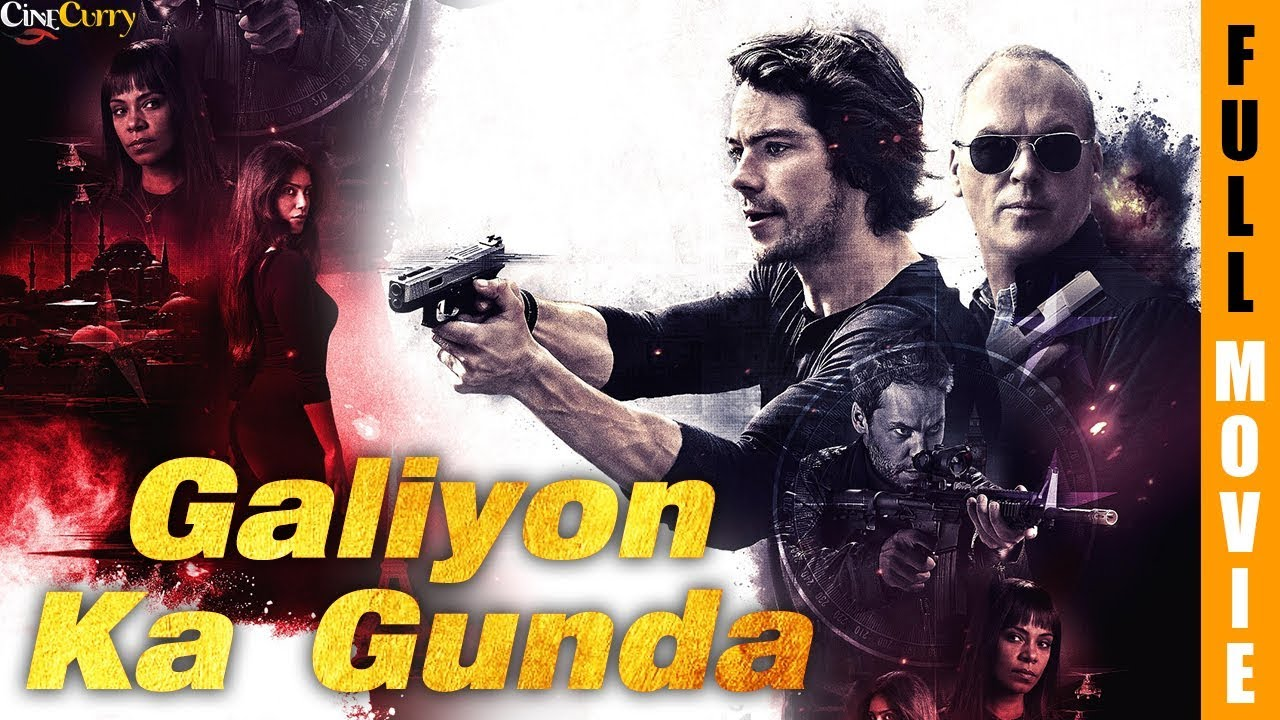 Galiyon Ka Gunda | Hollywood Dubbed Movie In Hindi | Ron Young,holt