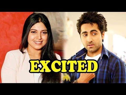 Bhumi Pednekar's Excitement On Working With Ayushm