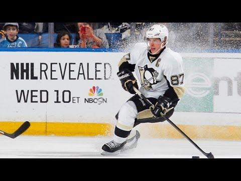 Sidney Crosby dokazuje svůj um proti Šavlím