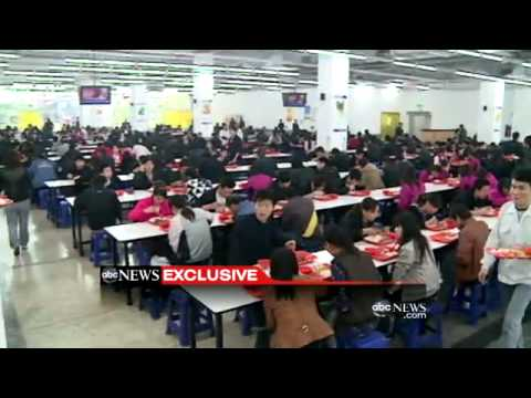 Foxconn An Exclusive Look Inside Apple Factories