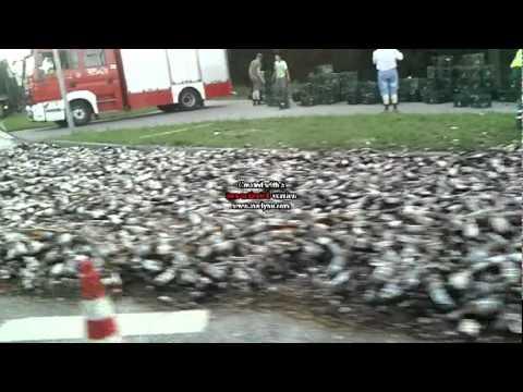 Wypadek Żubra w Poznaniu