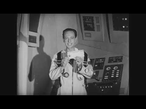 Don Knots, 'Reluctant Astronaut', For US Savings Bonds | Archival Films