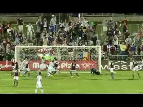 Video: LA Galaxy at Colorado Rapids | August 20, 2014 | Highlights