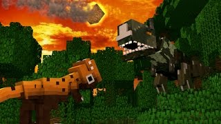 "Minecraft Dinosaurs | Jurassic Craft Modded Survival Ep 14! ""FISHING FOR DINOSAURS"""